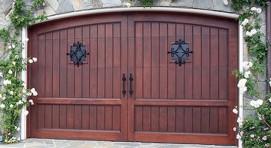 Wooden Garage Door Repair And Installation