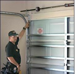 dallas automatic garage door services